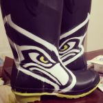 Seahawk boots by Pepper-Dragon