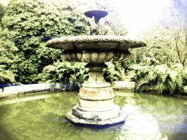 The Herron Fountain by onthehouse