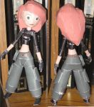 Kim Possible by paperart