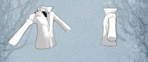 mmd male shirt by RoxaDragonsoul