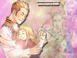 Balthier and Penelo by BalthierxPenelo