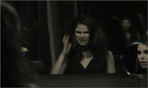 GIF: Mirror girl watch out... by LisaKM