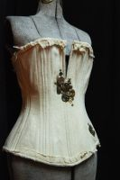 Steampunk Corset by Dolly-Q