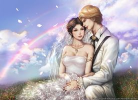 Marry by wanhsienwei