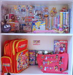 Sailor Moon Collection :D by mollay