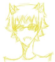 Sollux Sketch by StaleMelon