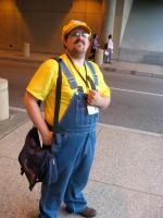 Wario by AngstyGuy