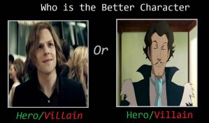 Who is Better Villain DCEU Luthor or Varrick by JasonPictures