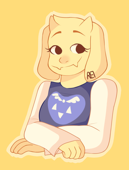 Toriel by pastry-the-meme