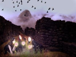 Three Witches by Musicman30141