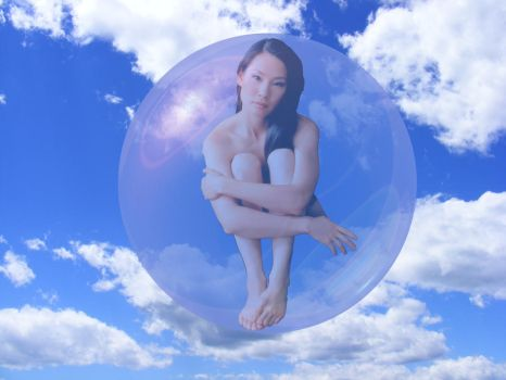 Lucy Liu In The Sky by blunose2772