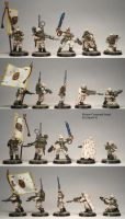 Platoon Command Squad by Elmo9141