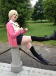Alois: You called dearest Ciel... by ballerinamouse