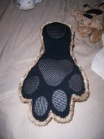 one Finished Cougar Paw 4 by Silverwind723