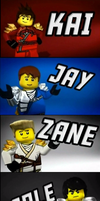 Ninjago thing by ChibiCinnamonRoll