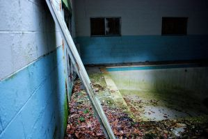 Abandoned Private Swimming Pool 2 by timid-wolf