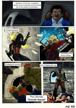 Suicide Squad Experience - Page 3 by Adi-Herawan