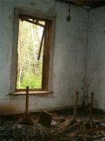 Utah Abandoned House 3 by Falln-Stock