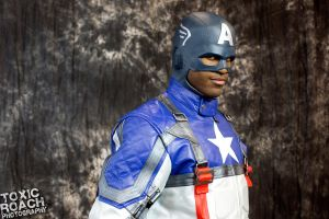 captain america 2 by ToxicRoachPhoto