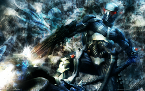 Crysis by CloudDozyo