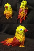 Seraphinya  Phoenix statue  SOLD by SonsationalCreations