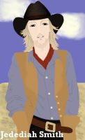 Jedediah smith in colour by Clear-Elphaba94