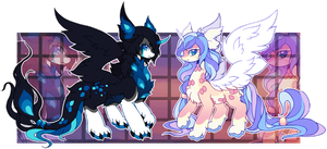Pyragon Adoptables Auction [SOLD] by Miizue