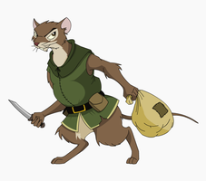 Prince of Mousethieves by 1-Renaissance