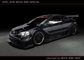 OPEL DTM MUCKONE Special by MUCK-ONE