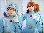 Nausicaa of the Valley of the Wind by Witchiko