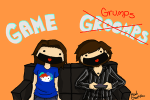 Game Grumps by PaperPlaneLetters
