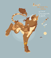 .:Amaris Reference:. by Pieology