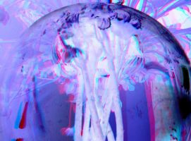 Spectral 3D Anaglyph by yellowishhaze