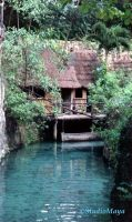 Underground River of Mexico 3 by StudioMaya