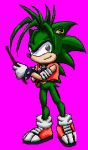 Manic of Sonic Freedom Fighters 2 by MUGENHunter