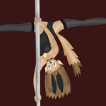Eda Pole Dancing by iedasb