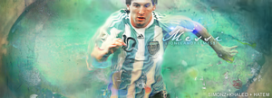 Lio Messi Collab by Hatem-DZ