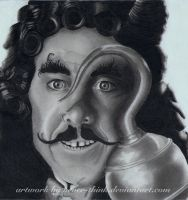 Captain Hook by OliviasArtwork