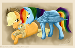 Hey there little one by Shadeila