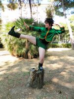 Gon Freecs KICK! by GinHans