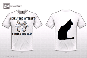 VOTE FOR CATS! by xXPhotographyNerdxX