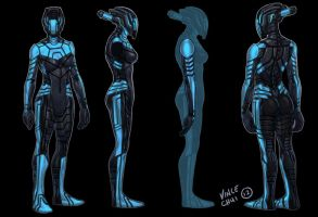 Polara Concept art 4 by kidchuckle