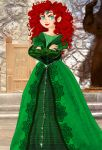 Merida Deluxe Gown by LadyAmber