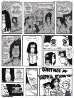 Naruto: Introductions 3 by carrinth
