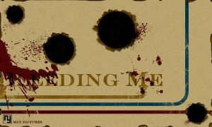 Bleeding Me Typography by mzy99