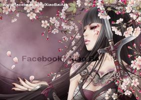 JX Online 3 Imperial Dragoon by XiaoBaiArt