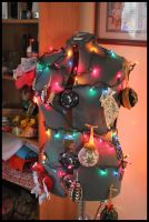 Sewing Dummy Christmas Tree by Miss-Star-Bucket