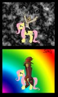 FORWARD MY FEARSOME HORSE by Trumpeteer34