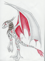 Kyra: Dragon Form by Dark-Dragon-Kyra