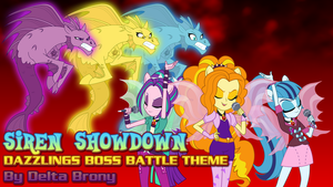Siren Showdown (Dazzlings Boss Battle Theme) by DashieMLPFiM